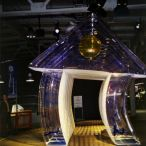 Inflatable house<br/> Science museum exihibition element