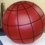 Inflatable sphere