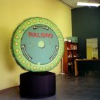 Inflatable product replica<br/>Ralgro