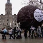 Inflatable ball 15'<br/>CSN manifestation