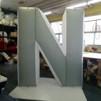 inflatable letter 8' (H)